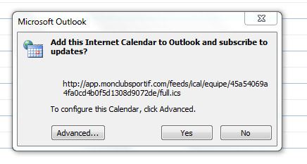 Outlook Accept Team Calendar
