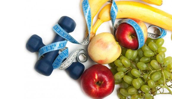 Aliments (Fruits) pour l'exercice