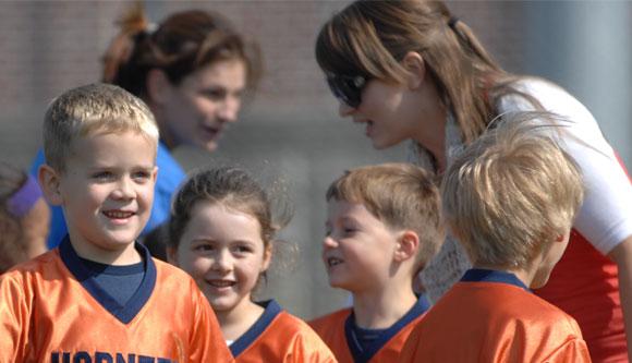 Parents doivent encourager la pratique du sport des enfants