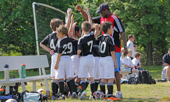 The top qualities of a good sports coach