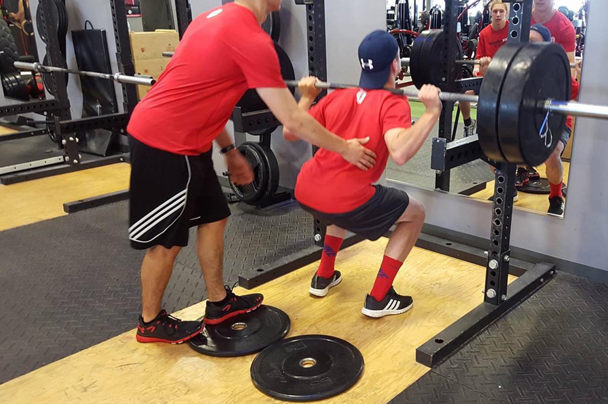 Un pré-requis aux sports collectifs: L'entraînement de Puissance