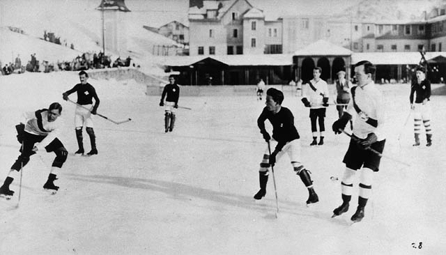 History of Ice Hockey