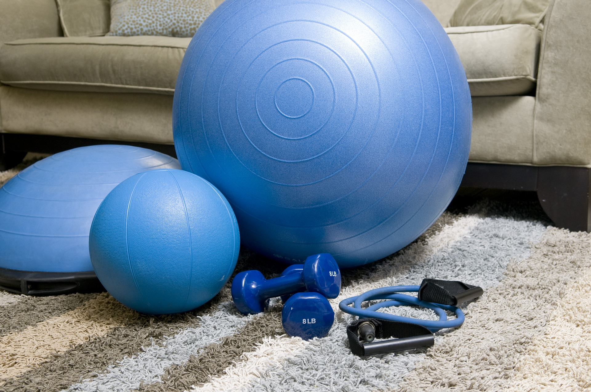 Exercise routine at home: How to stay motivated