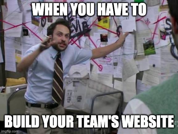 meme make website sports organization