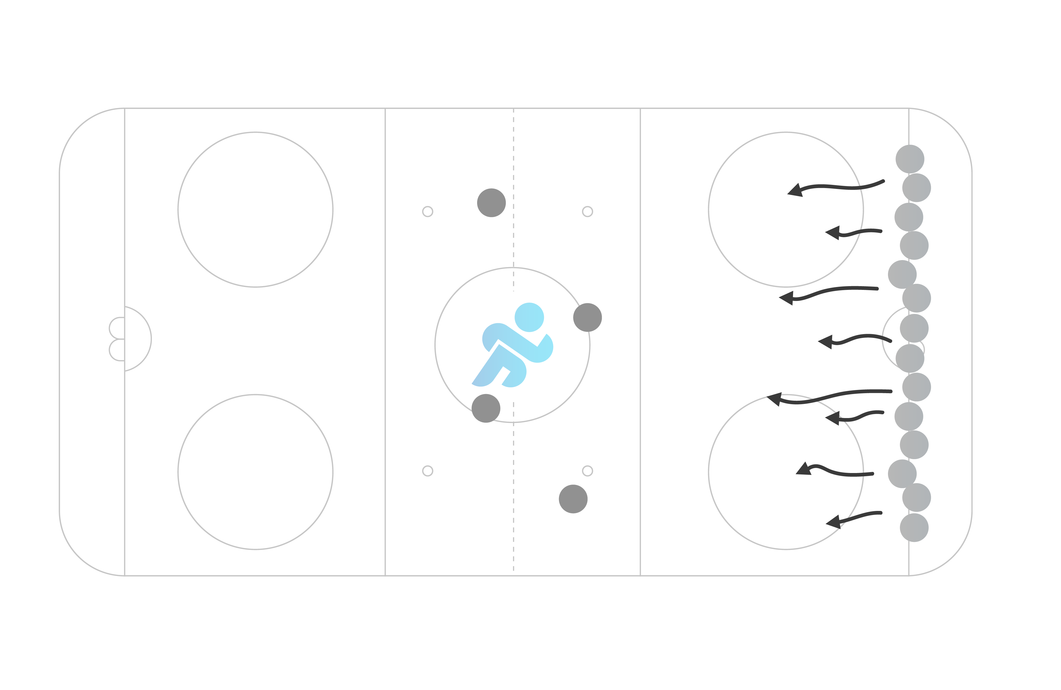 example of a hockey training workouts