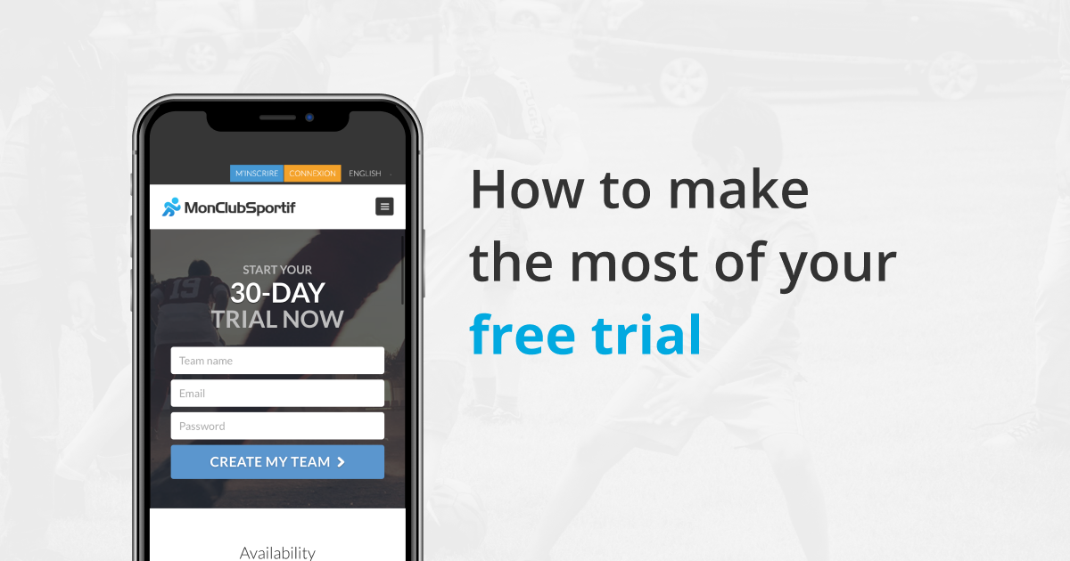 How to make the most of your free trial – Part 1